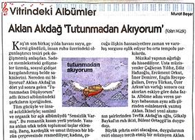 Cumhuriyet-Murat Beşer-Tutunmadan Akıyorum